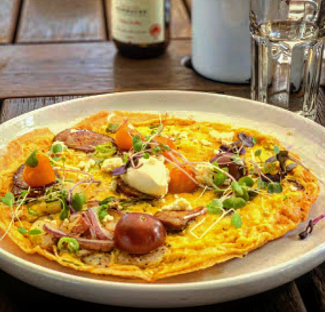 Spanish Omelette with Chorizo image 0
