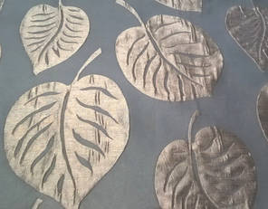 harlequin banana leaf