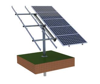 Pole Mounting Solar Panels