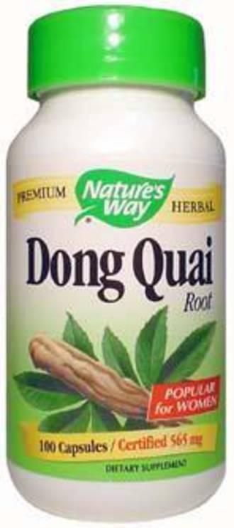 Dong Quai Supplements For Woman Fertility Supplements