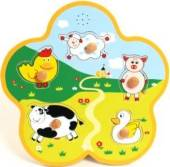 Baby First Farm Sound Puzzle