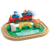 Little Tikes Fold Up and Go Train