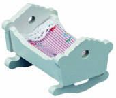 Lundby Baby's Rocking Cradle