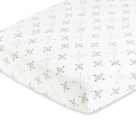 Aden + Anais Cot Sheet - Love Struck