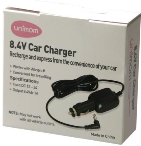 Unimom Allegro Breastpump Car Charger
