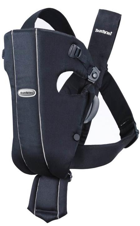 Babybjorn Baby Carrier Original Classic Blue Belly Beyond