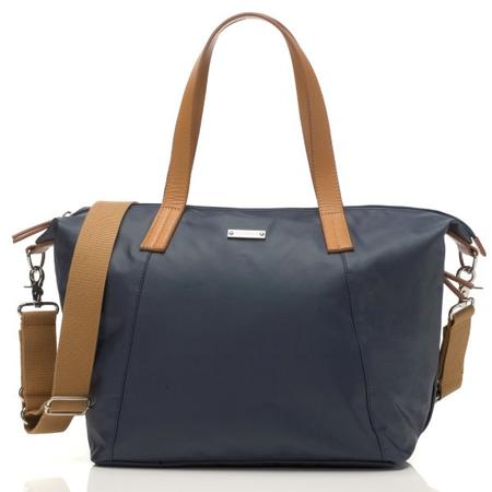 Storksak Noa Nappy Bag Navy Belly Beyond