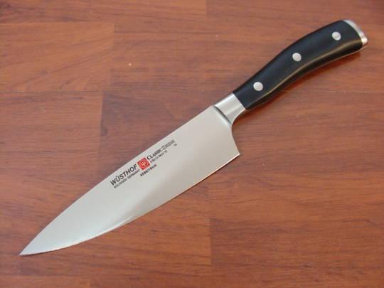 Buy Wusthof Classic Ikon Chef Knife 16cm 6 4596 16 At Blade Master