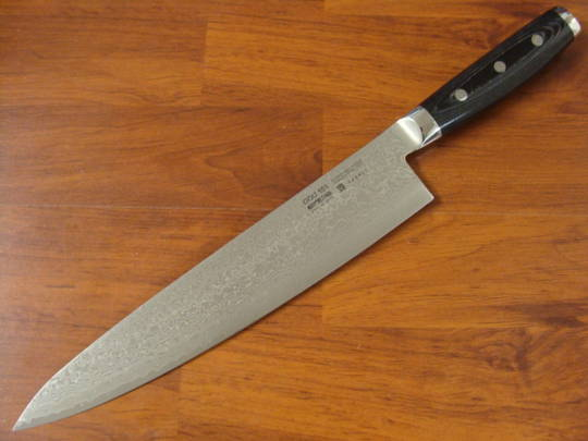 Buy Gou Damascus Japanese Chef 39 S Knife 255mm At Blade Master