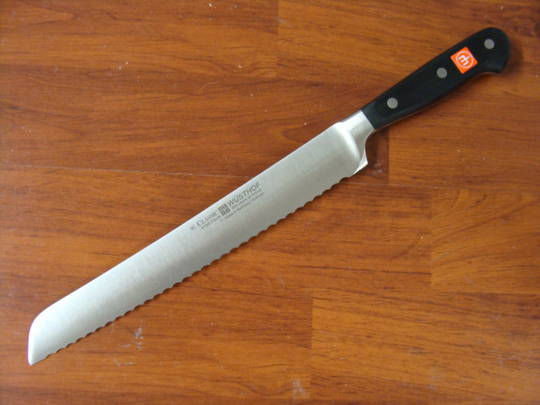 Buy Wusthof Classic Bread Knife 23cm 9 At Blade Master