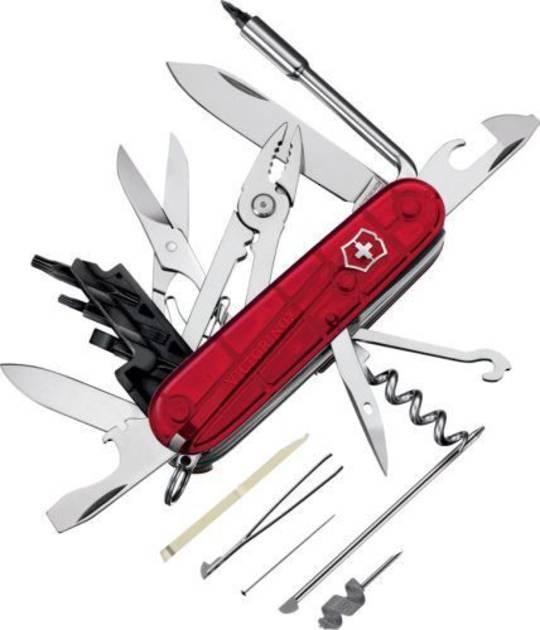 Buy Victorinox Cybertool 34 Swiss Army Knife At Blade Master