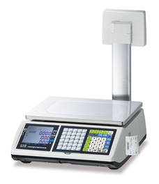 CAS CT100 Ticket Printing Scale