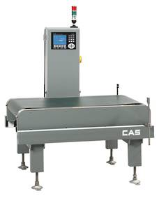 CAS CCK-5500-20K In-Motion Checkweigher