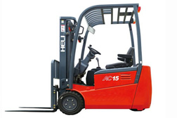 CPD15SH Three Wheel Electric forklift
