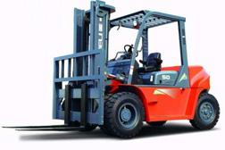 CPCD50-100 forklift truck
