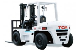TCM Diesel Forklift - Central forklift and trucks