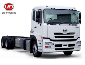 UD Truck CW Model