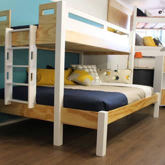 Trio Bunk Beds