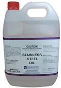 CT STAINLESS STEEL OIL 5L