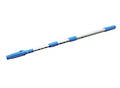 SUPA TWIST LOCK POLE 3 X 1.2M WITH END CONE (BLUE)