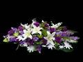 Purple & White Memorial Tribute