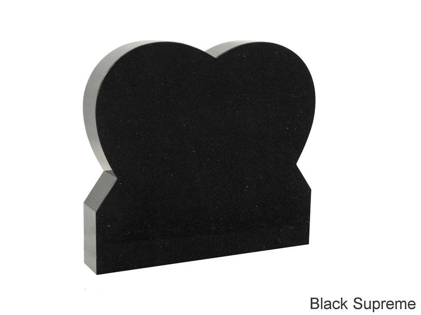 Heart B Plate Special Plates Amp Desks Headstones