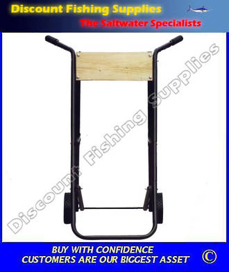 Outboard motor trolley upto 20hp for Cheap saltwater trolling motor