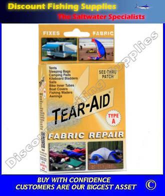 Tear Aid Fabric Repair Kit TEAR AID REPAIR KIT ...