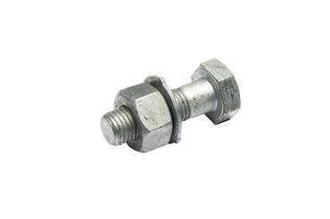 M12 Structural HSFG 8.8 Bolt/Nut/Washer Assembly - Galv