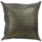 22037C Shimmering Waves - Copper/Charcoal
