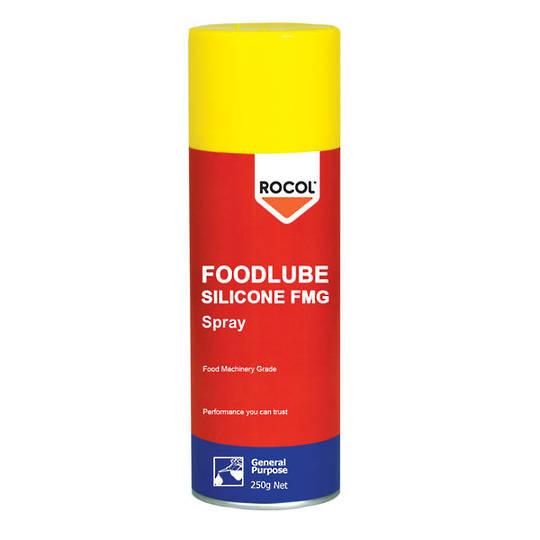 Rocol Silicone Fmg Spray 250g Food Grade George Henry