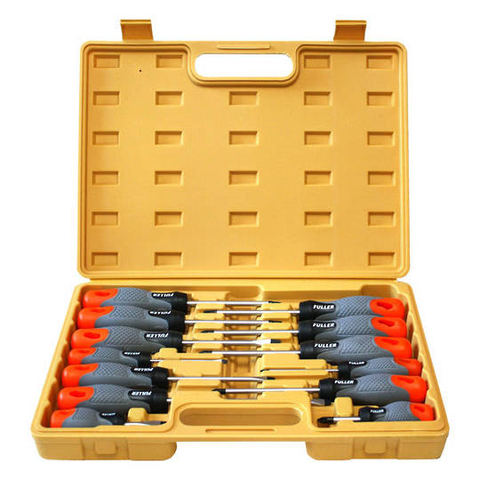 fuller 13pc screwdriver set screwdrivers george henry co ltd ch. Black Bedroom Furniture Sets. Home Design Ideas