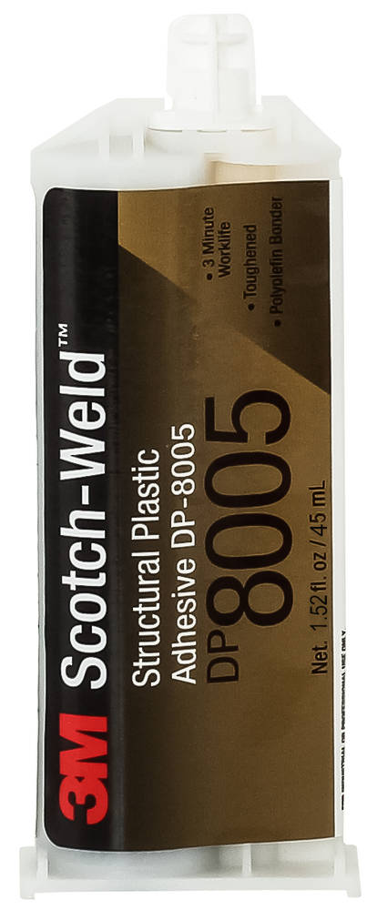 3m Scotch Weld Dp 8005 45ml Glue Guru Industrial Adhesives
