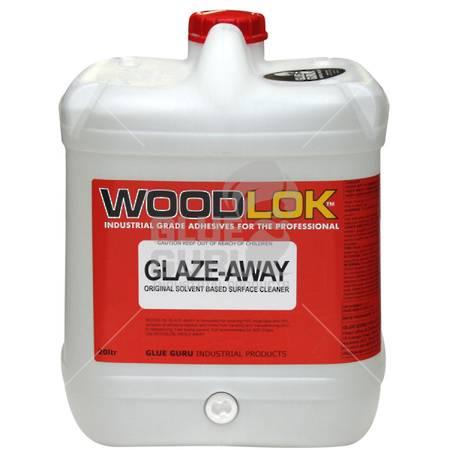 Woodlok Glaze Away Glue Guru Industrial Adhesives