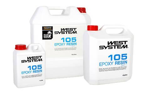 West System 105 Epoxy Resin Glue Guru Industrial Adhesives