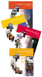 Christian Schools Interact Curriculum Annual Subscription (A)