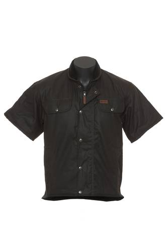 Outback Sleeved Vest 6037 Mens Oilskin Apparel