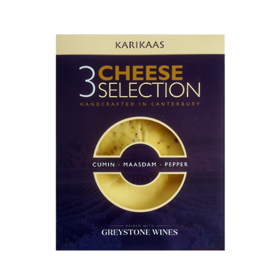 Karikaas 3 Cheese Selection