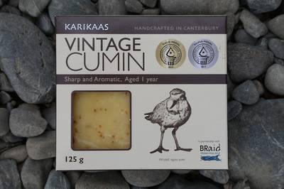 Vintage Cumin (Wrybill, ngutu pare)