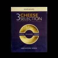 Karikaas 3 Cheese Selection