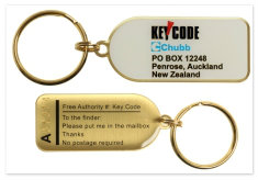 Standard Keycode Tag