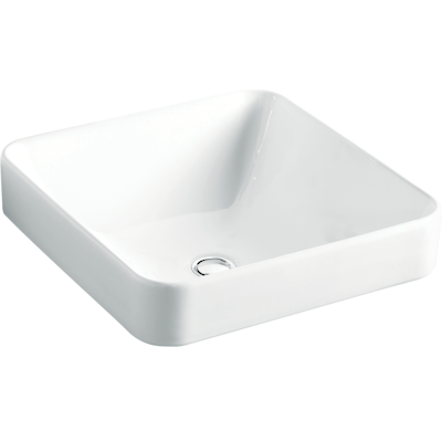 Forefront Square Basin Semi Recessed Basins Spare