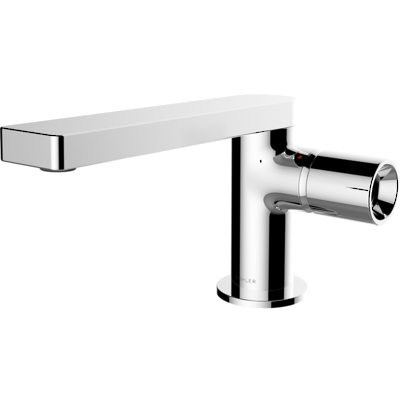 Composed Basin Mixer Polished Chrome