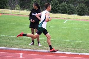 Dale Pitout - 1st SB 800m