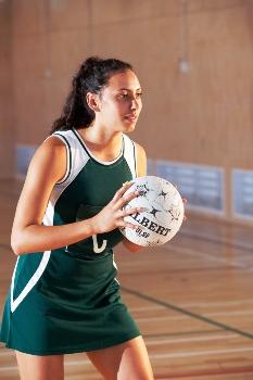 Grace NZSS netball