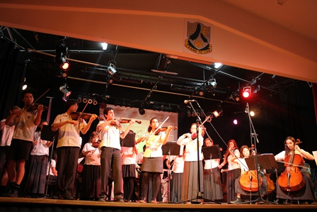 variety concert chamber orchestra