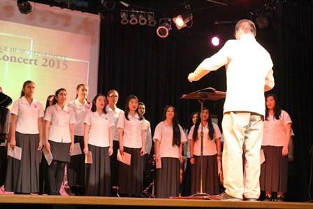 variety concert choir