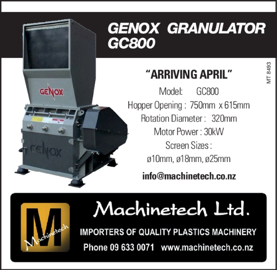 GC800 Granulator-414