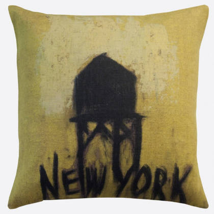 Maison Levy New York Cushion 55cm (available to order)