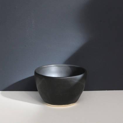 Vicki Fanning Miso Bowl - matt black